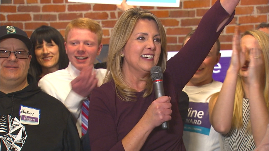 Mayor-elect Woodward reflects on campaign, looks ahead to what's next for Spokane