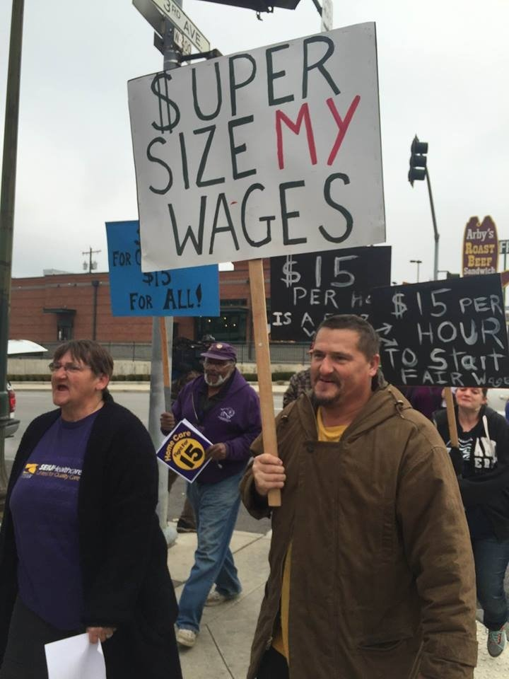 Sound Off for November 10th: Is it time for the minimum wage to go up?