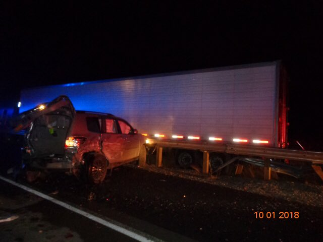 UPDATE: Crash near Cle Elum involving 5 semis and 3 cars cleared