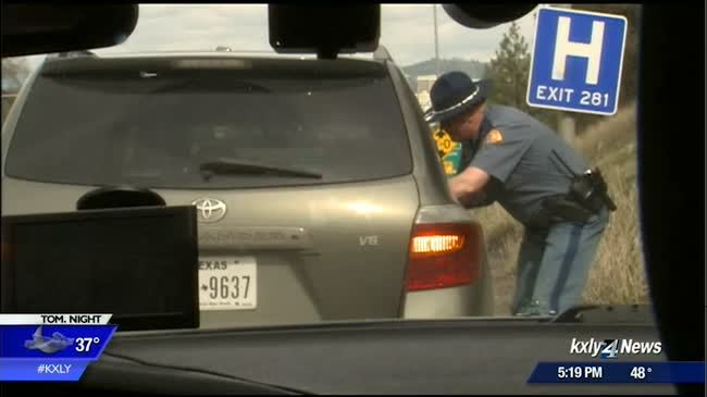 WSP cracks down on distracted driving