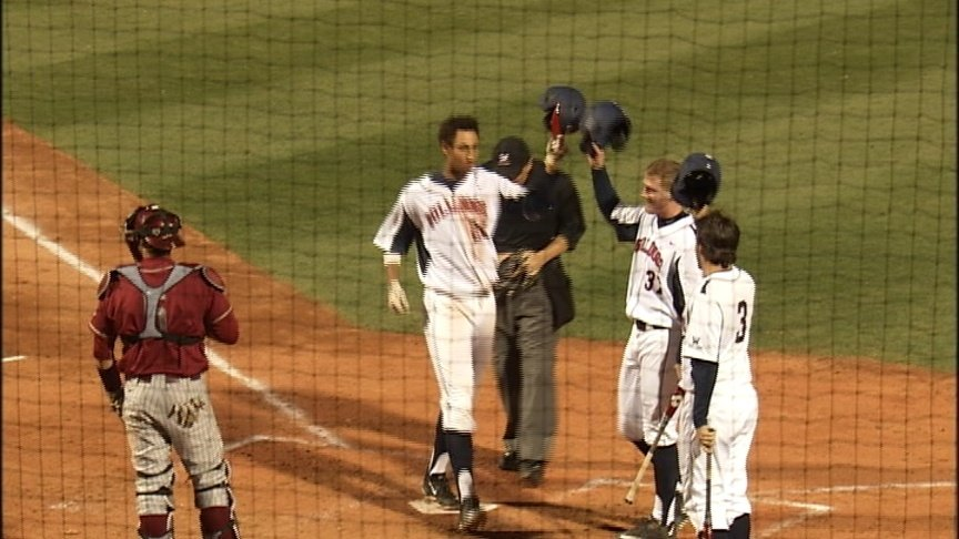 Zags Hold Off Cougs In Baseball