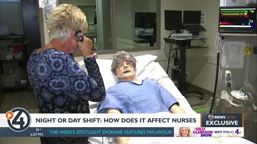 Night vs. day shift: How does it affect nurses?