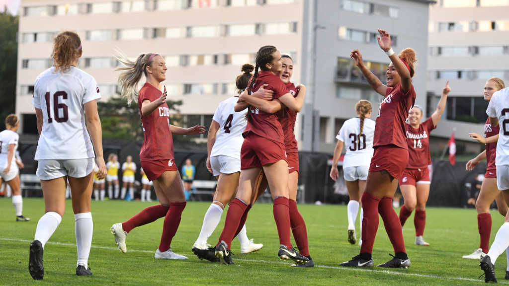 Washington State soccer to host NCAA first-round game against Memphis