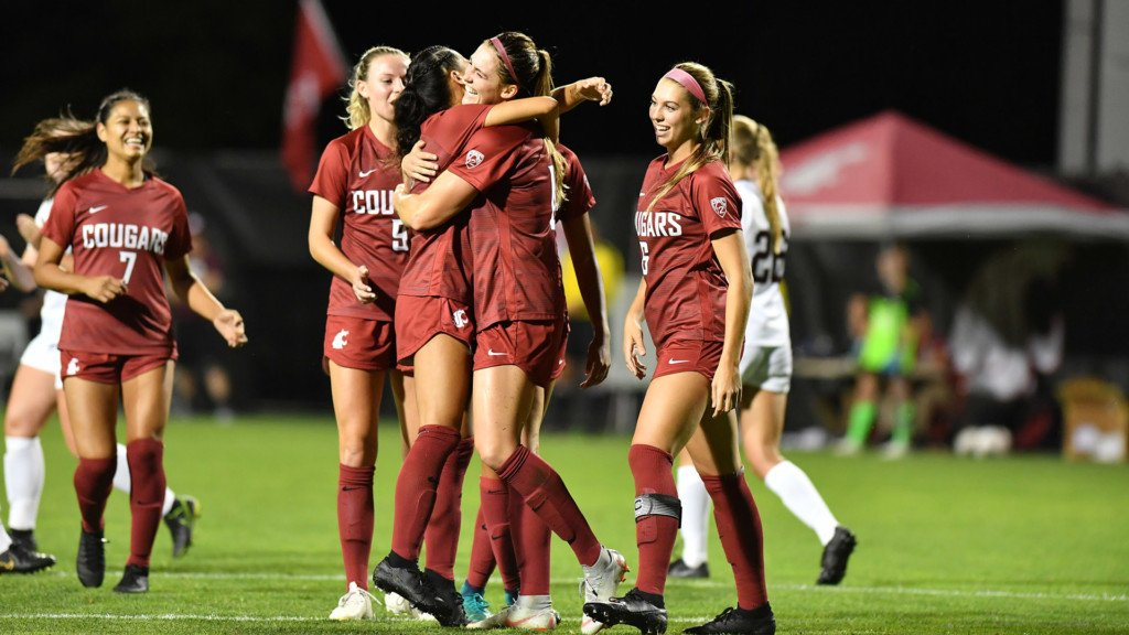 WSU soccer upsets No. 1 seeded Virginia to advance to NCAA third round