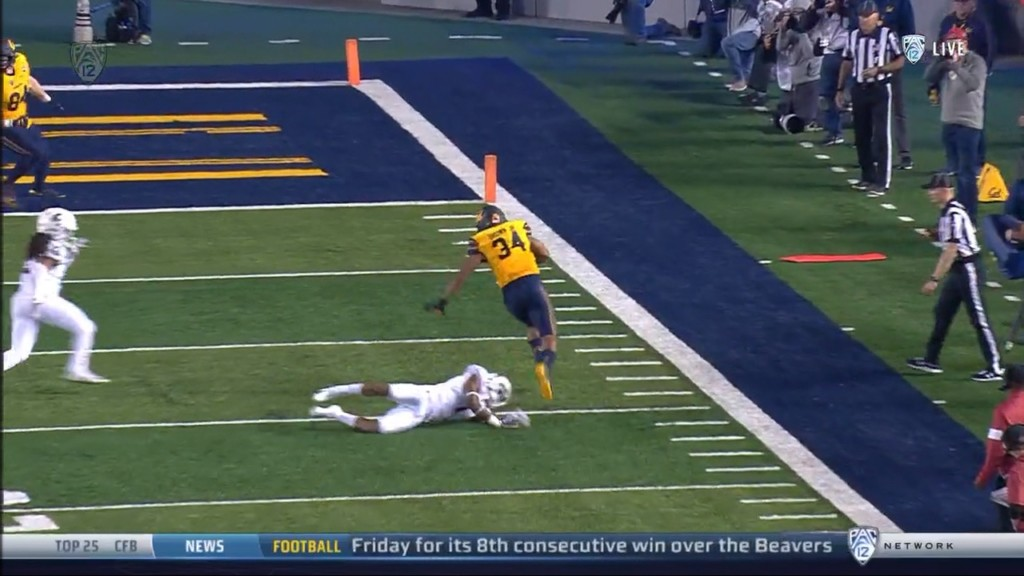 Washington State struggles in Berkeley, Bears down the Cougs 33-20