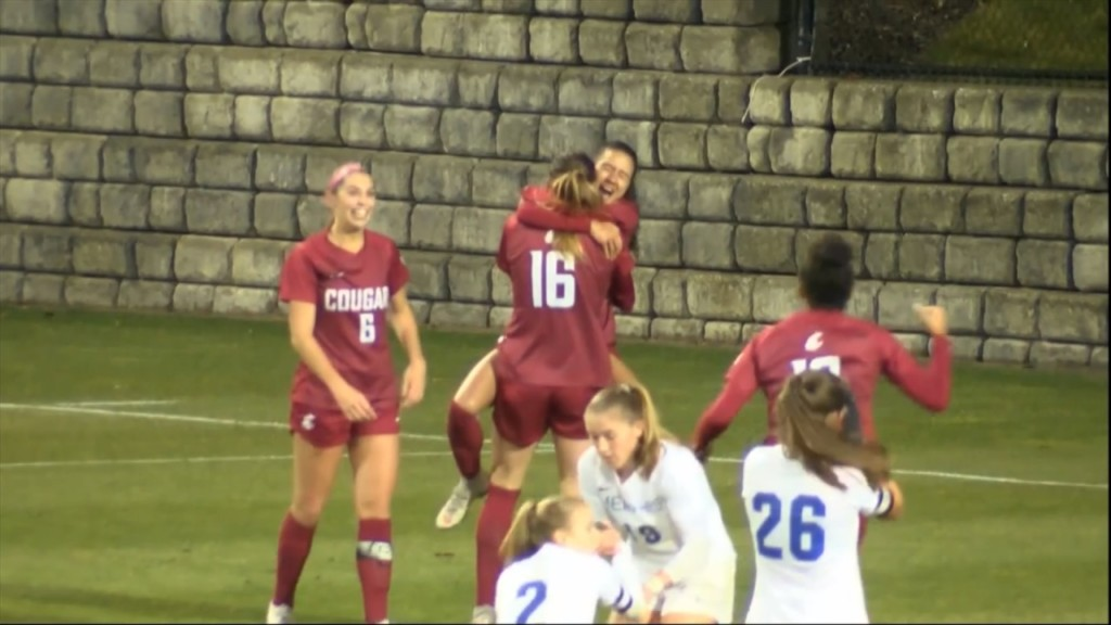 WSU women's soccer moves on in NCAA tourney with win over Memphis