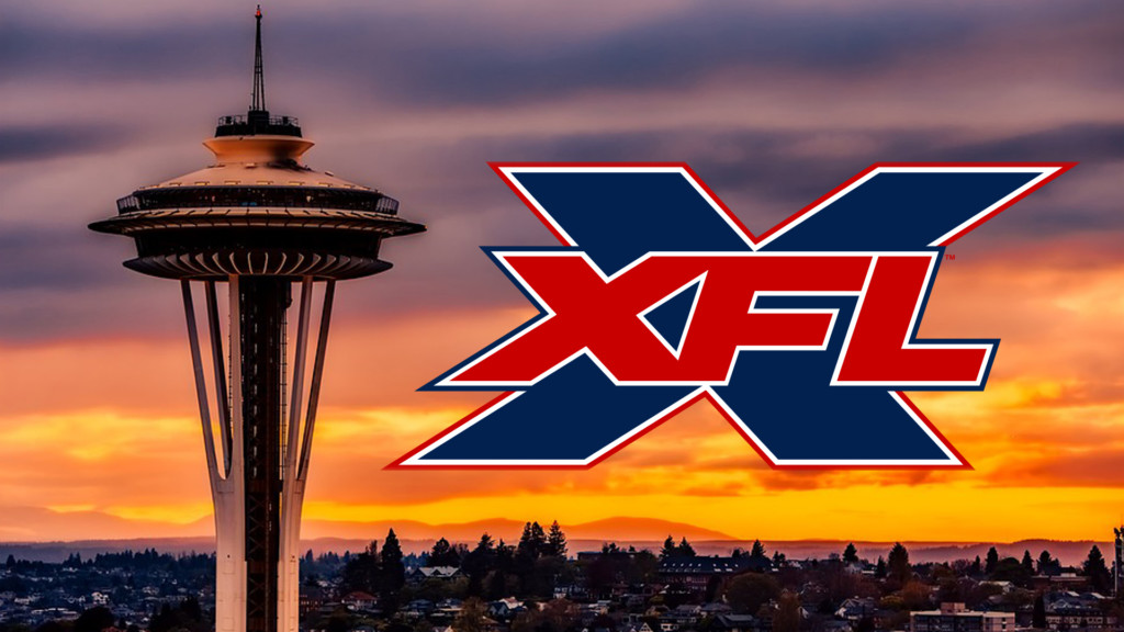XFL registers trademarks for five potential names of Seattle's new team