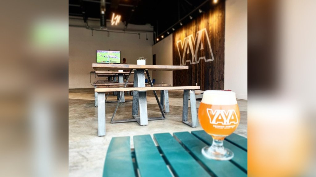 Drink beer and donate to local charities at Spokane's newest brewery