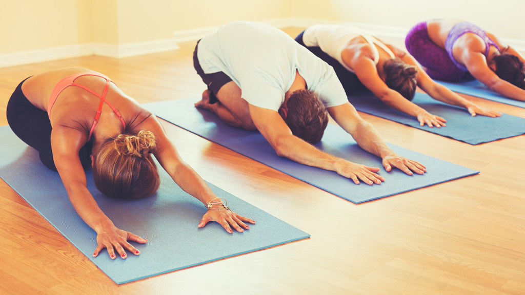 Eclipse Power Yoga offering free Tuesday classes at the Pavilion