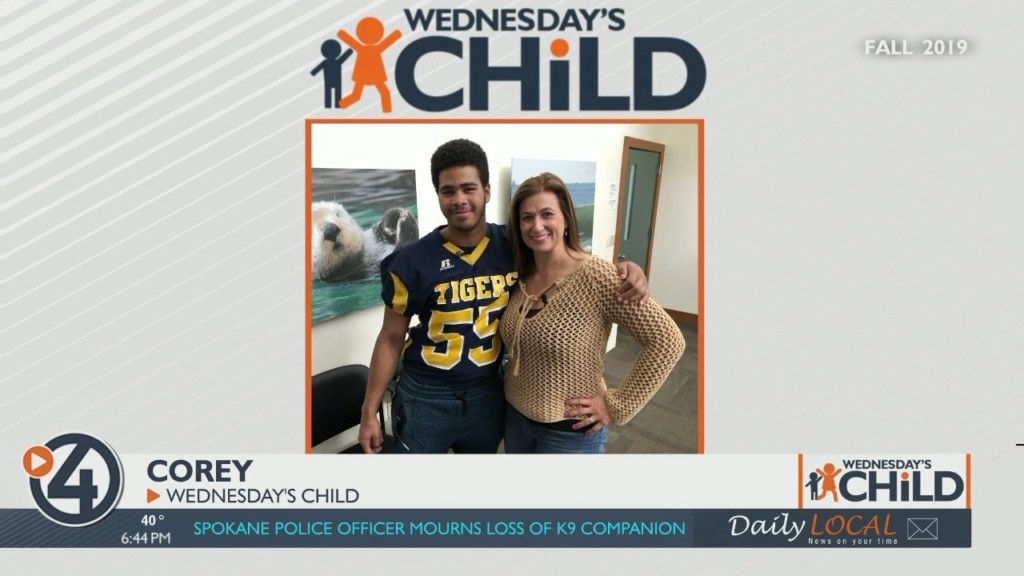 Wednesday's Child: Corey