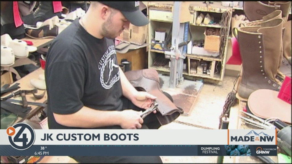 Made in the Northwest: JK Custom Boots