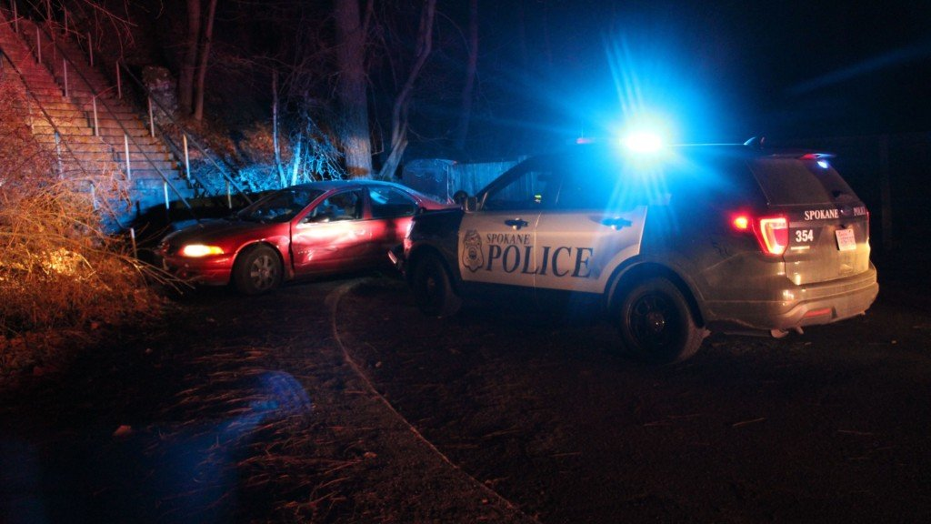 Police arrested two people in connection to a pursuit during in the Perry District