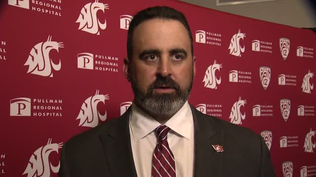 Nick Rolovich details what he expects so far for the 2020 Cougar football season