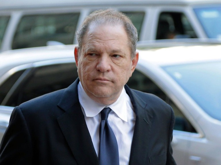 Harvey Weinstein indicted on new sex crimes charges in LA