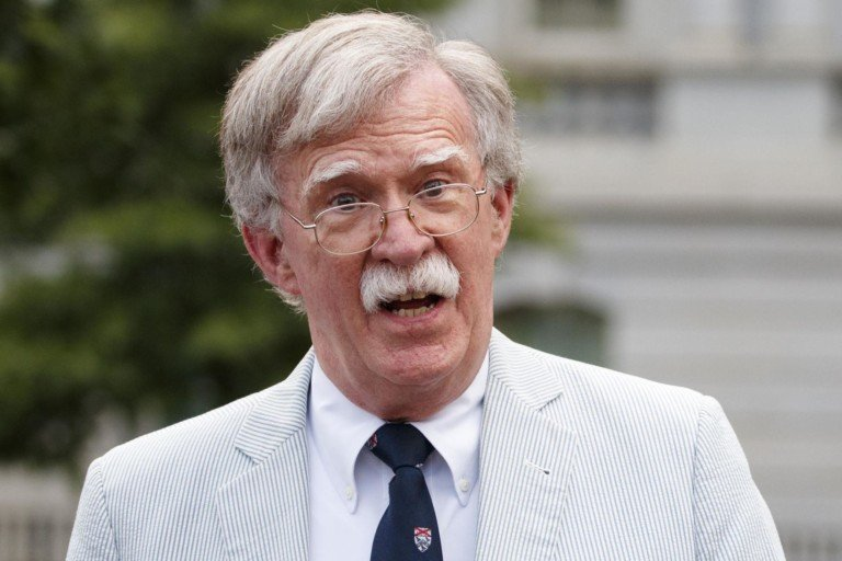 Bolton willing to testify in impeachment trial if subpoenaed