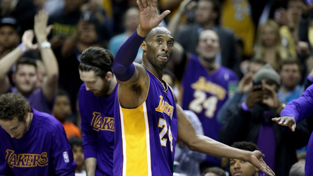 Kobe Bryant dies in a helicopter crash with 8 others at 41 years old.