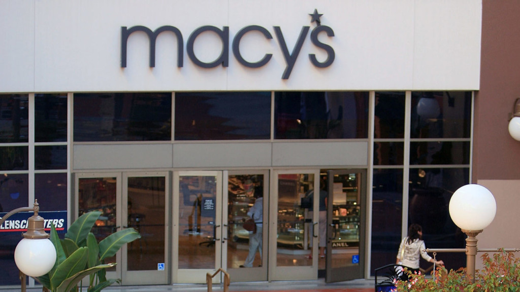 Macy's closing in Lewiston