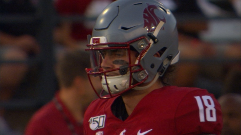 Washington State quarterback Anthony Gordon accepts State Farm All-Star Challenge invite