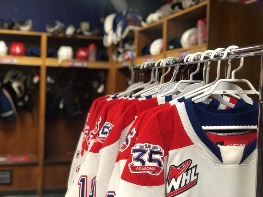 Spokane Chiefs prepare for Military Appreciation Night