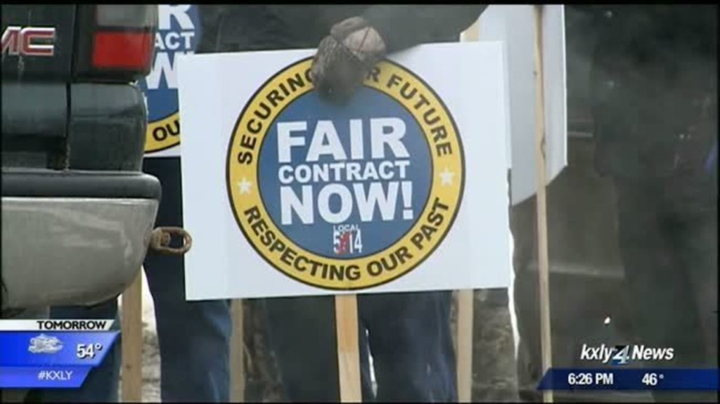 USW Local 5114 says agreement has been reached to end Lucky Friday Mine strike in Mulan, Idaho.