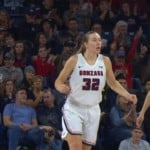 Jill Townsend scores career-high 28 points in win over LMU