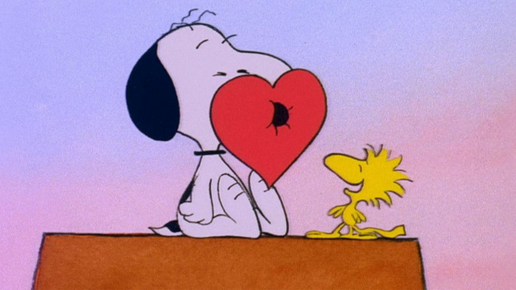Be My Valentine Charlie Brown