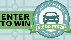 Free Car Payment for a Year Contest