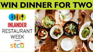 Restaurant Week Giveaway