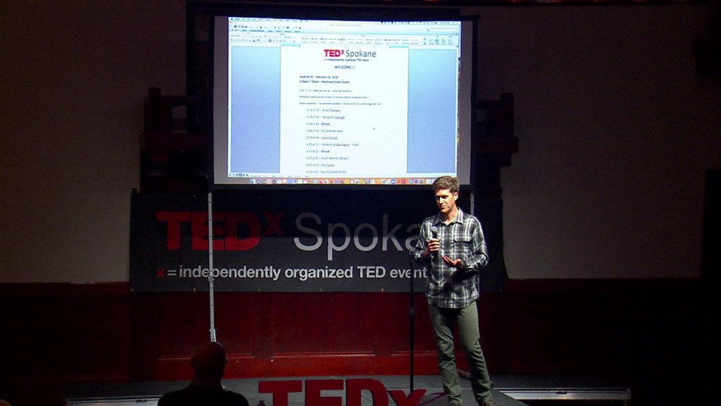 TEDxSpokane now hosting auditions