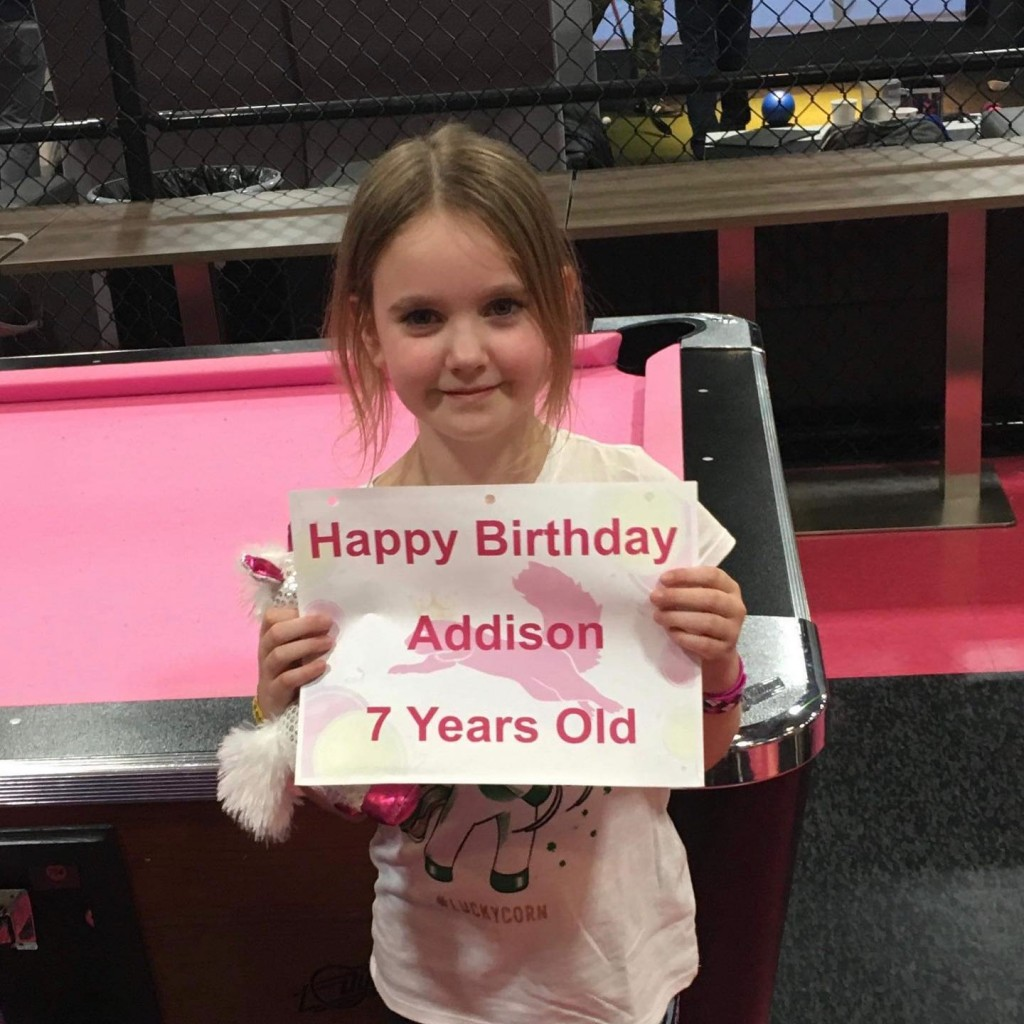 ADDISON BIRTHDAY GIRL
