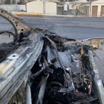 Spokane Police are searching for a possible arsonist after several cars were found on fire.