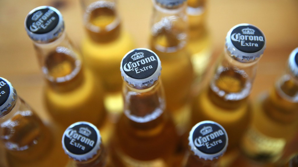 Wine Conglomerate Constellation Brands Buys Corona From Anheuser Busch Inbev