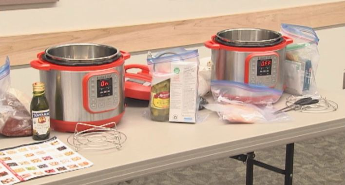 Instant Pot classes return