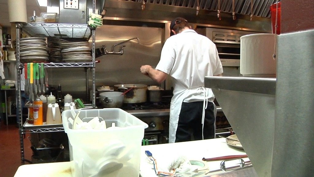 Local restaurants are hoping for a boost from Restaurant Week as they battle their biggest minimum wage increase yet.