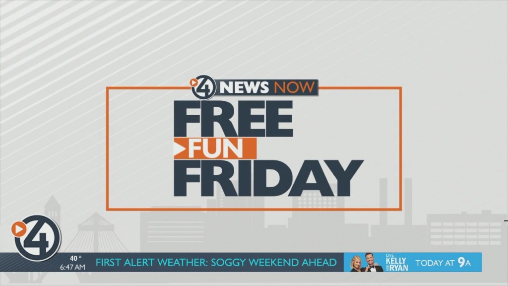 Free Fun Friday For March 6, 2020