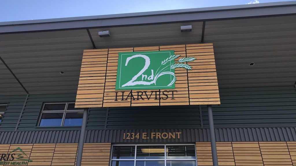 2nd Harvest building