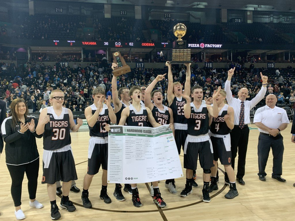 The Odessa Tigers take down Yakama Nation Tribal for their first state championship