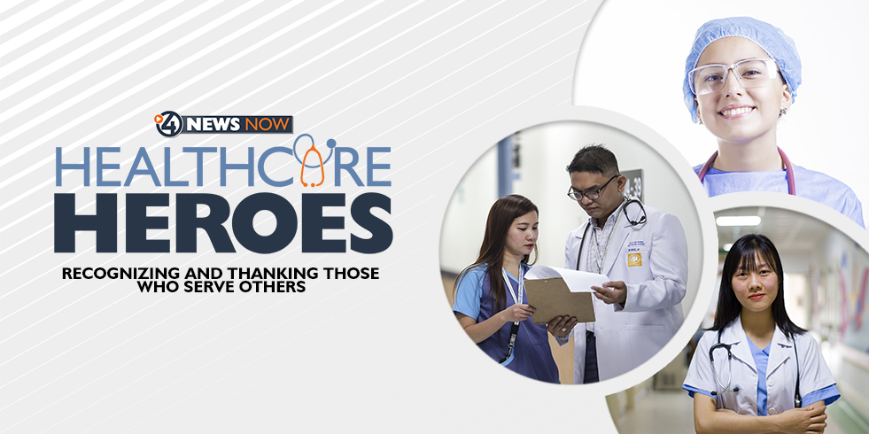 healthcare heroes graphic