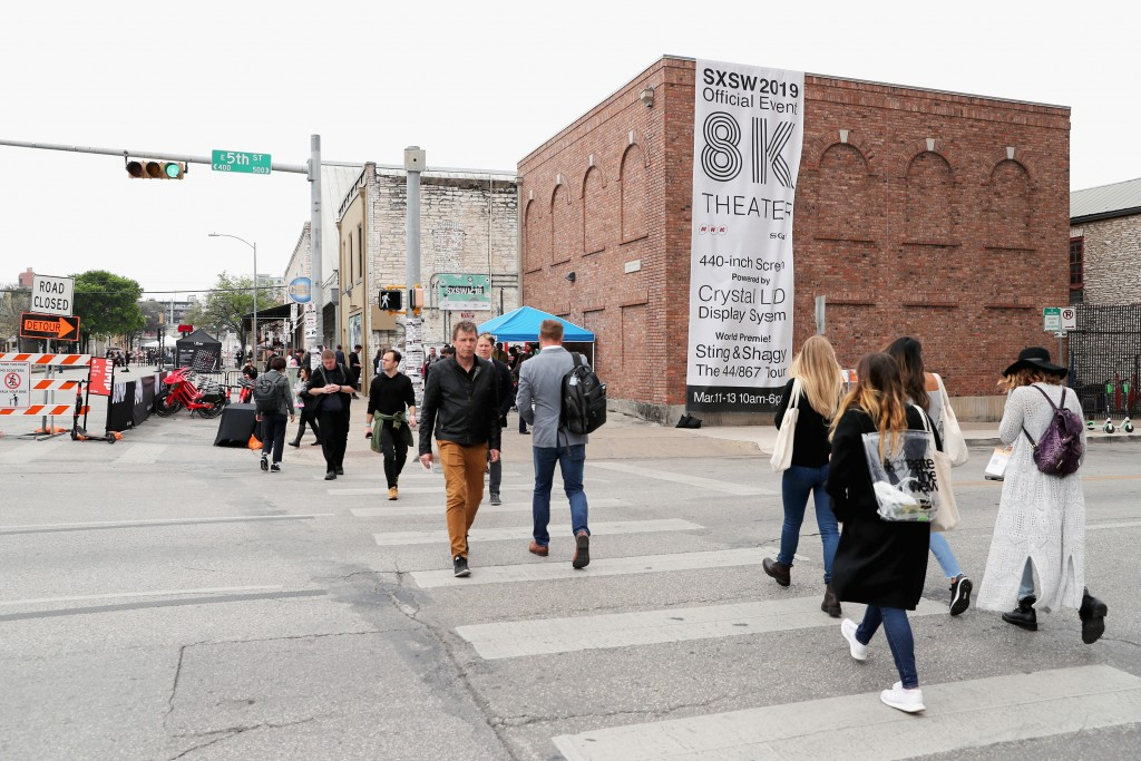 General Atmosphere 2019 Sxsw Conference And Festivals