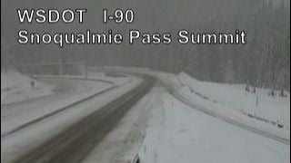 Snoqualmie Pass March 30