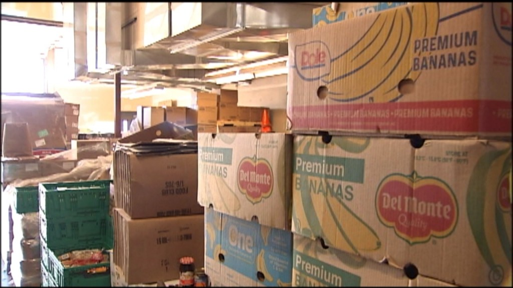 Washington food banks are seeing increased demand and decrease in volunteers due to the COVID-19 crisis