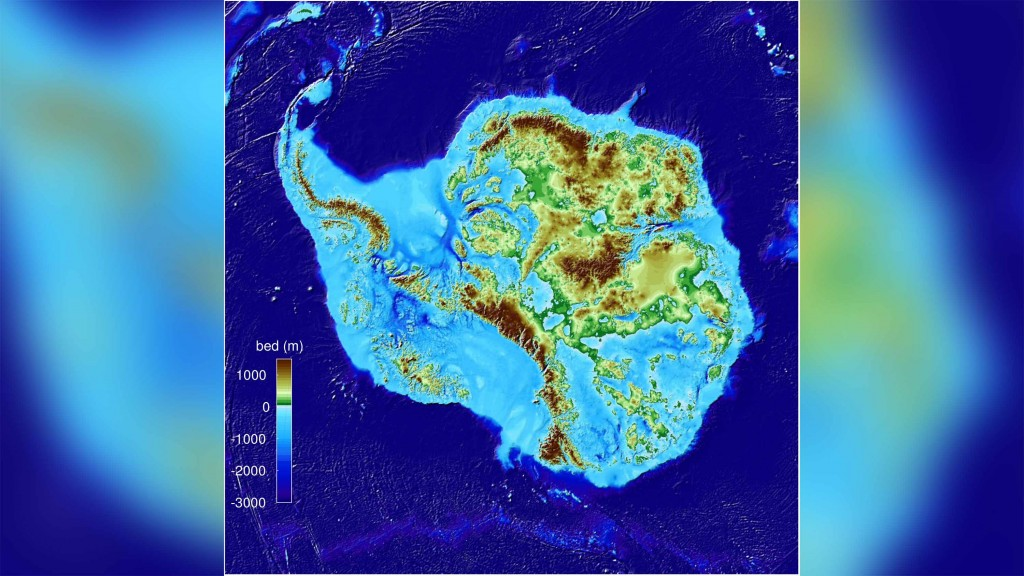 Scientists have discovered deepest point on land