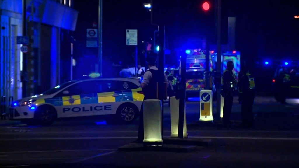 London terror attack: How it unfolded