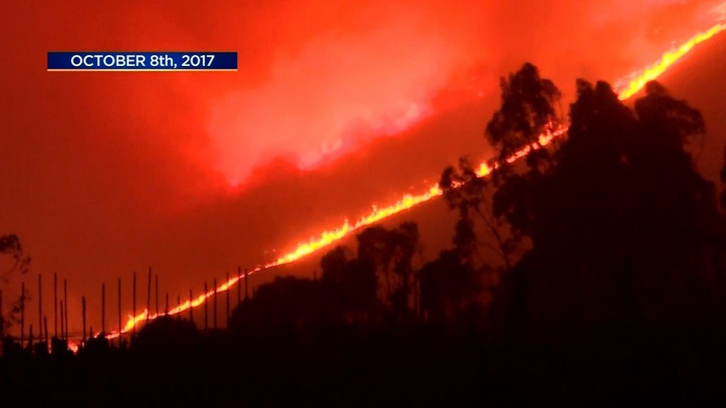 Camera system helps alert officials to wildfires