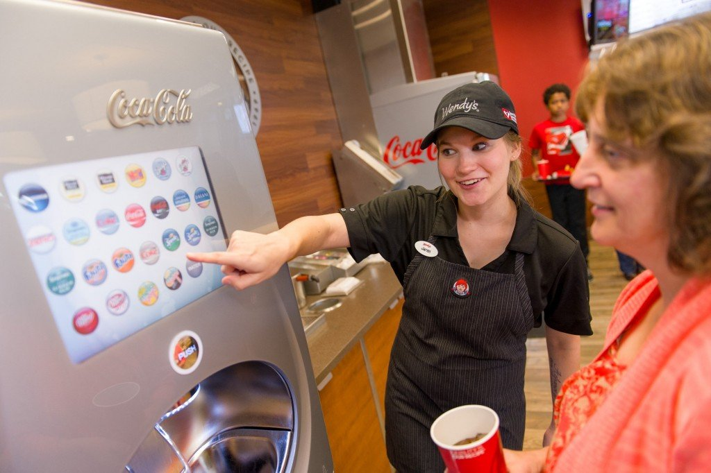 America loves fast food, soda and booze