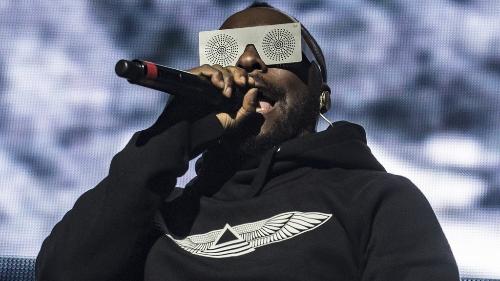 Enter a new dimension: Will.i.am's augmented reality revolution