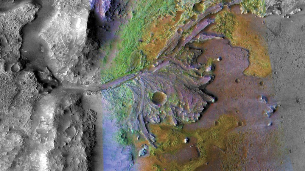 NASA selects ancient crater as next Mars landing site
