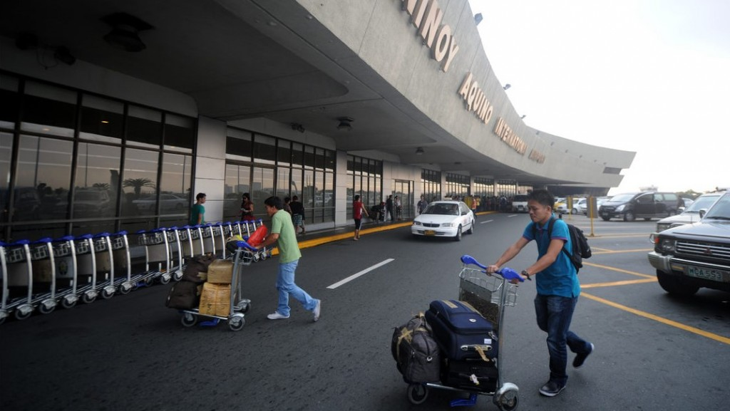 Dead baby found in restroom at Manila International Airport