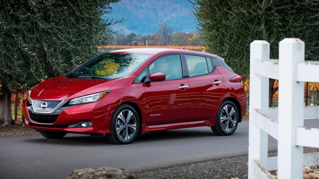 Nissan Leaf is the best-selling electric car in the world