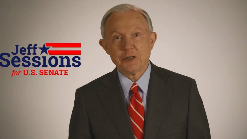 Jeff Sessions releases campaign video for Senate race